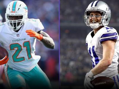 Fantasy Football Week 7 Waiver Pickups: Frank Gore, Cole Beasley prove that old players can still serve a purpose