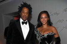 Beyonce Brings Old Hollywood Glamour to Diddy's 50th Birthday Party