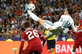 Watch Gareth Bale score one of the greatest goals ever on an unbelievable bicycle kick | UEFA Champions League Final