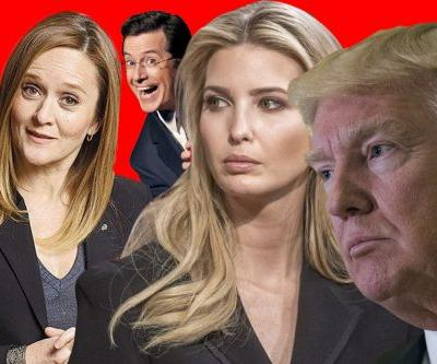 'C*nts' And 'C*ckholsters': How Vulgarity Is Undermining Samantha Bee And Stephen Colbert's War On Trump