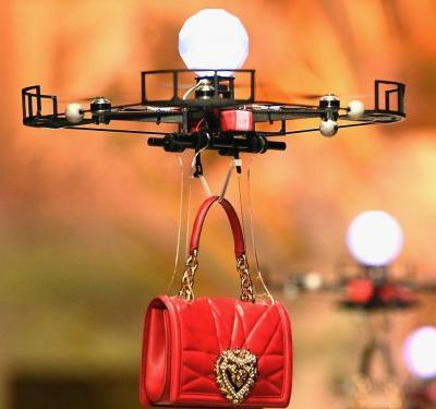 Dolce & Gabbana Replaced Models With Drones