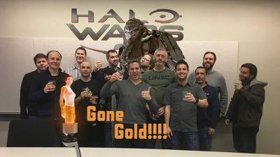 Halo Wars 2 Has Officially Gone Gold