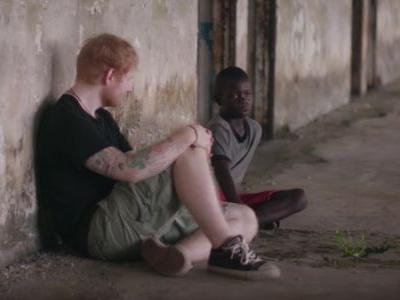 Stop Hating On Ed Sheeran's Fundraising Ad, Say Critics