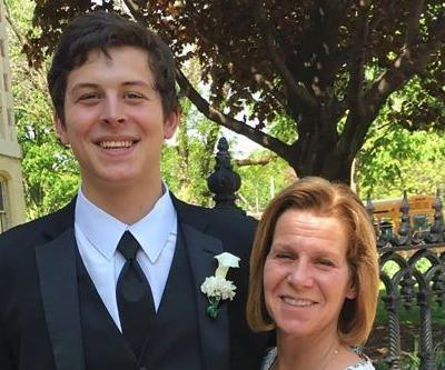 21-year-old Aurora victim was at the first day of his internship