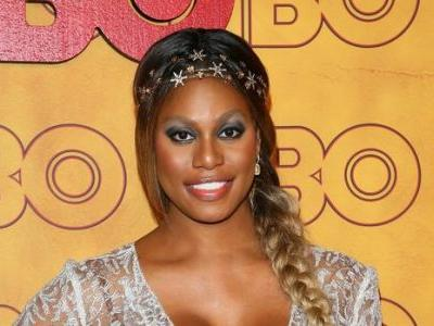 Laverne Cox Ruled The 2017 Emmys After-Party Looks