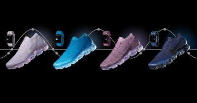 Nike+ Apple Watch bands match new Air VaporMax running shoes
