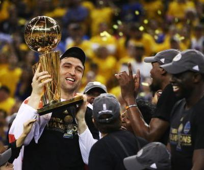 Zaza Pachulia: Warriors 'Going to Be Even Better This Year'