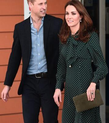 Prince William's Joke About Kate Middleton's Birthday To A Little Girl Is The Sweetest