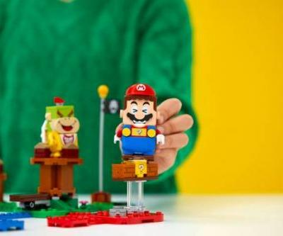 LEGO drops exciting Super Mario set details as release date revealed