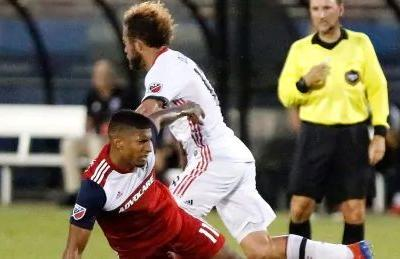 Dallas dismantles undermanned TFC thanks to Badji's brace