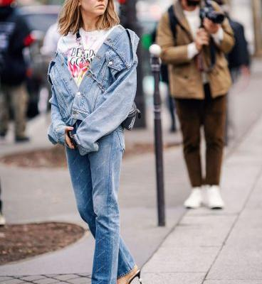 One Plain Denim Jacket, 7 Bangin' Fall Outfits That Don't Fail