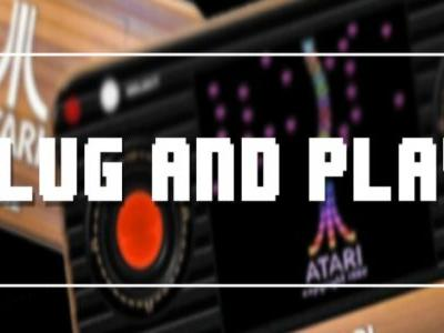 Check Out These Handy Retro Plug-and-Play Games