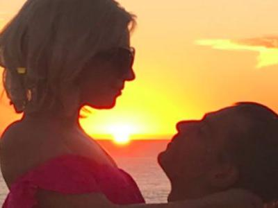 Lady Gaga And Boyfriend Christian Carino Make Things Official With Romantic Photo