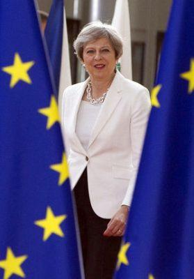 UK seeks to reassure EU citizens they can stay after Brexit