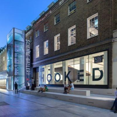 Science Gallery London / LTS Architects