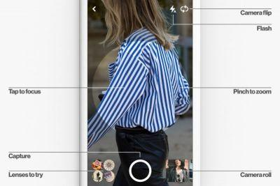 Pinterest Lens Update Brings New Features and UI
