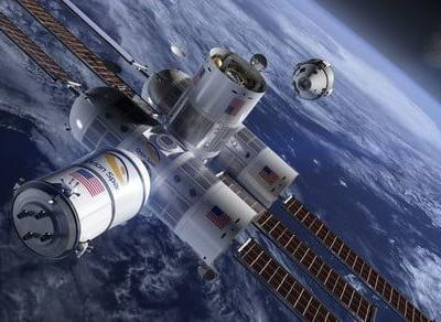A luxury space hotel is now taking reservations - if you've got $10 million