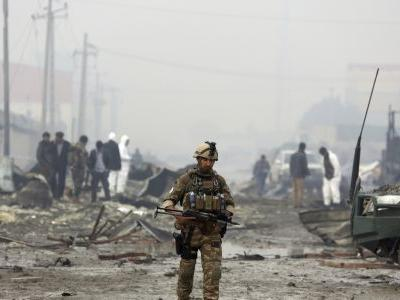 Afghan officials say Taliban attack in Kabul killed 6 people