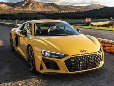 2019 Audi R8 V10 Performance Model Tweaked to Perfection