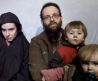 Backpacking family freed from Taliban have left Pakistan