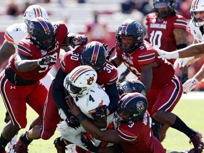 3 things we learned from South Carolina's first win over Auburn since 1933