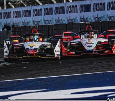 Hat-trick for Audi: Lucas di Grassi wins in Mexico