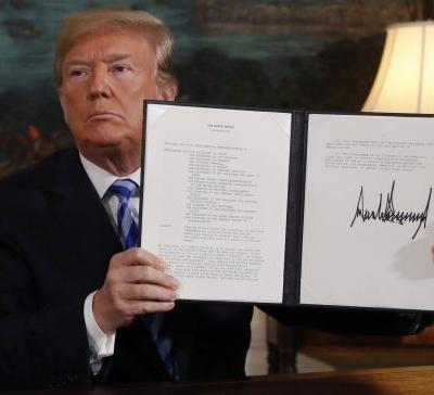 Europe is scrambling to save the Iran deal after Trump withdraws the US