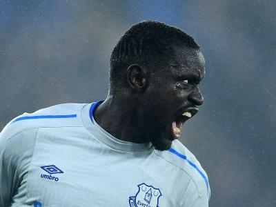 Everton's Niasse faces two-match ban for diving in a Premier League first