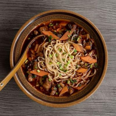 Xi'an Biang Biang Noodles, London E1, restaurant review:'an evenness offlavours, a happy contrast of textures'