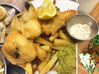 The best places for vegan fish and chips in the UK