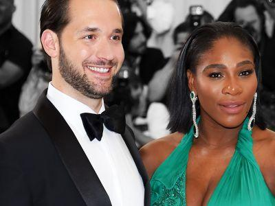 How Reddit Is Helping Serena Williams' Fiancé Alexis Ohanian Prepare For Fatherhood