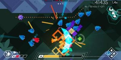 Graceful Explosion Machine shmup blasts off