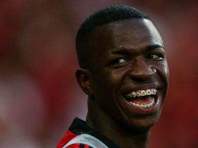 Real Madrid beat Barcelona for €45m wonderkid Vinicius Jr