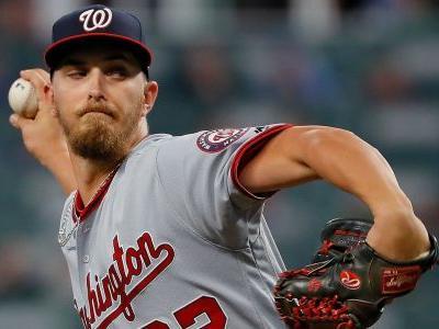 Yankees acquire RHP A.J. Cole from Nationals