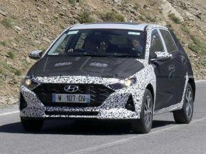 2020 Hyundai i20 Spied Testing In Europe With New Design