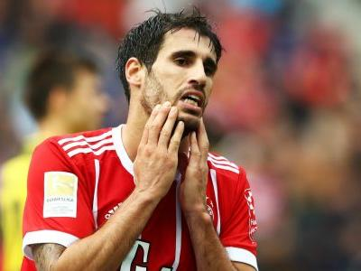 Bayern's Martinez out for at least two matches