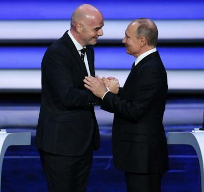 'World Cup boycott is the only way left to punish Russia'