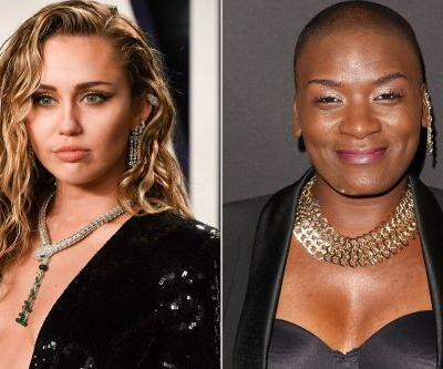 Emotional Miley Cyrus pays tribute to late 'Voice' alum Janice Freeman