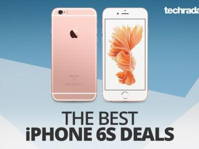 The best iPhone 6S deals for Cyber Monday 2018