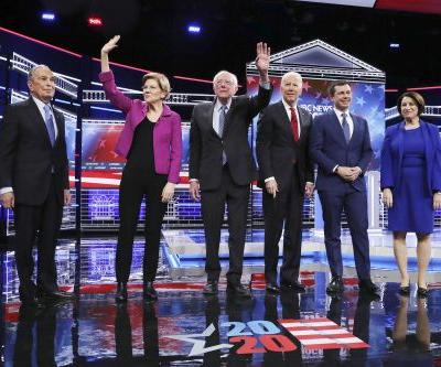Primary debate most-watched Democratic contest of all time with 19.M viewers: NBC