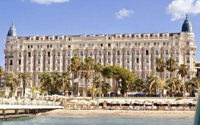 Cannes Film Festival 2017: Inside the InterContinental Cannes, the A-listers' favourite hotel