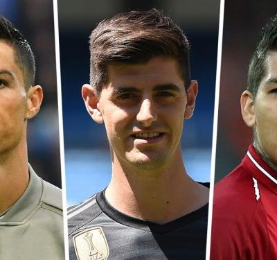 Ballon d'Or 2018: Ronaldo, Courtois & Hazard among first 10 Ballon d'Or nominees