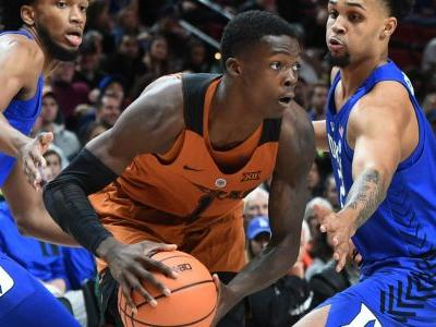Texas honors Andrew Jones after emotional double-OT win over TCU