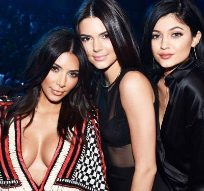 The Kardashian/Jenners Join Calvin Klein's Family