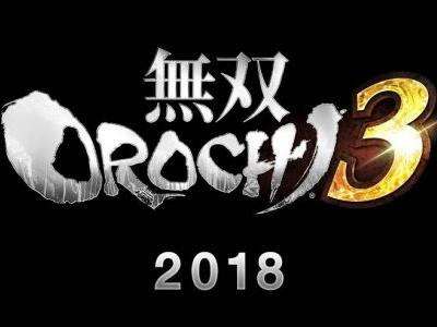Warriors Orochi 4 announced for 2018 release in Japan