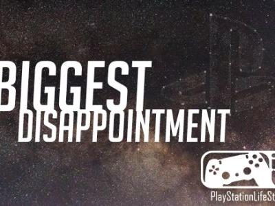 PlayStation LifeStyle's Game of the Year 2018 Awards - Biggest Disappointment