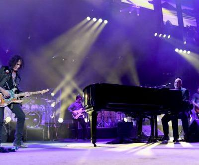 Joe Perry Hospitalized After Surprise Performance With Billy Joel