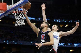 Injury plagued Magic fall to Clippers