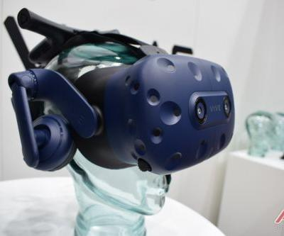 Hands-On: HTC Vive Pro, Vive Focus, & Vive Wireless Adapter - MWC 2018