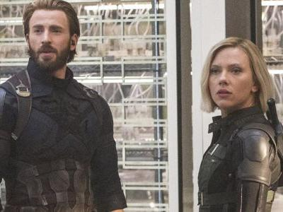 Avengers: Infinity War Set Visit - Chris Evans & Scarlett Johansson Interview